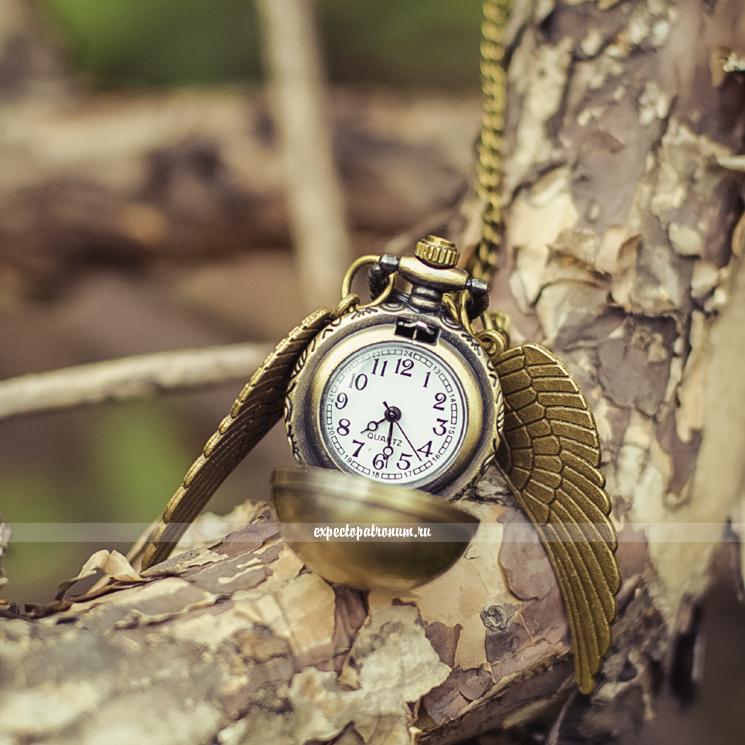 Часы снитч (гладкие)