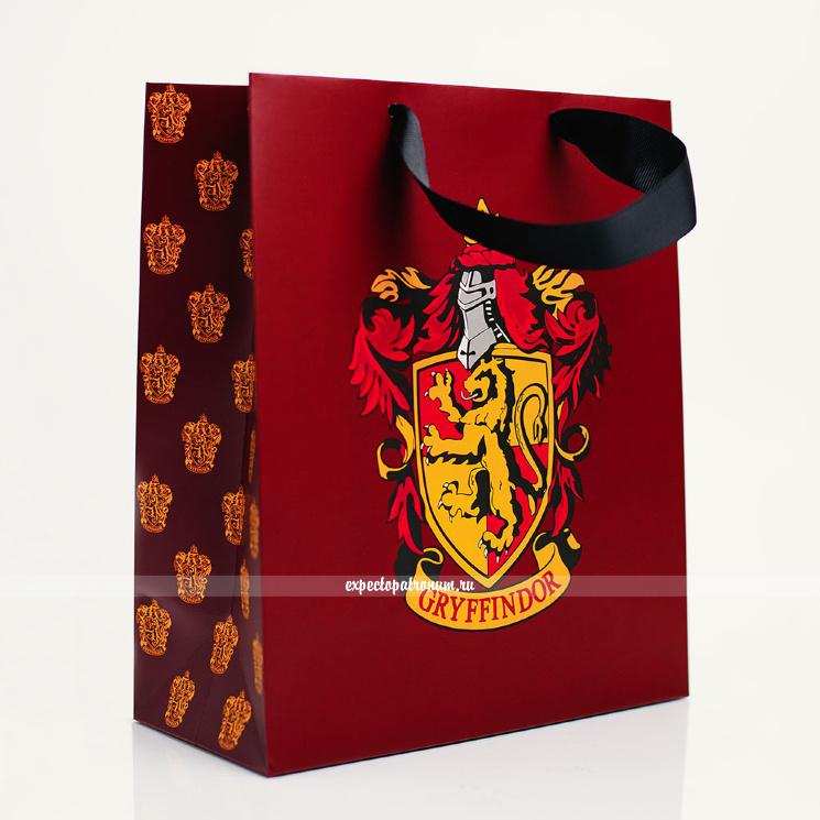 Подарочный пакет Гриффиндор