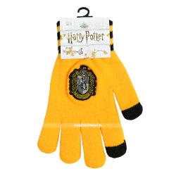 Оригинальные перчатки Пуффендуй (для сенсорных экранов)