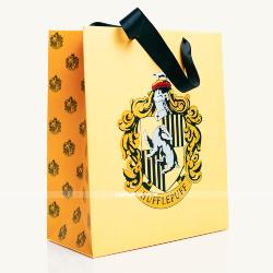 Подарочный пакет Хаффлпафф
