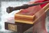 Оригинальная волшебная палочка Гарри Поттера в коробке Олливандера