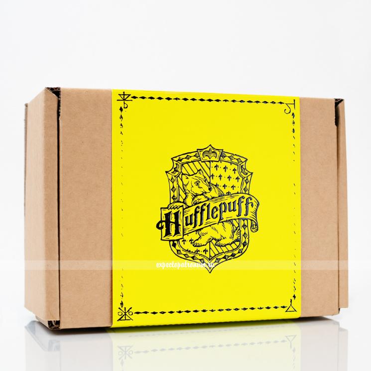 Подарочная коробка Хаффлпафф
