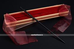 Оригинальная волшебная палочка Джинни Уизли в коробке Олливандера
