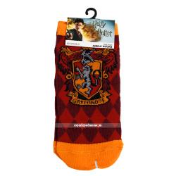 Низкие оригинальные носки Гриффиндор