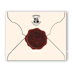 Открытка  Письмо из Хогвартса