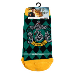 Низкие оригинальные носки Слизерин
