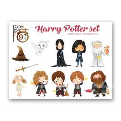 Стикеры «Гарри Поттер»