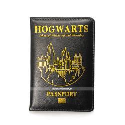 Обложка на паспорт «Хогвартс»