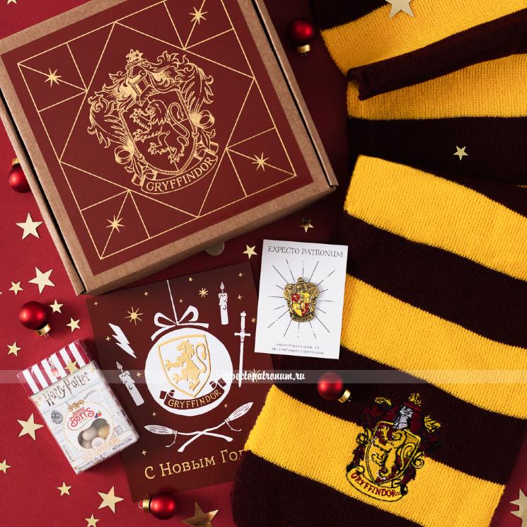 Новогодний подарок Гриффиндор