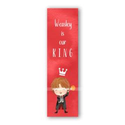 Закладка «Уизли наш король»