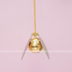 Шкатулка для кольца «Золотой Снитч»