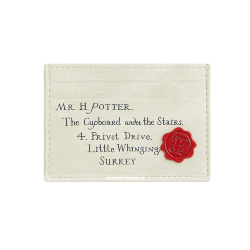 Кардхолдер Письмо из Хогвартса