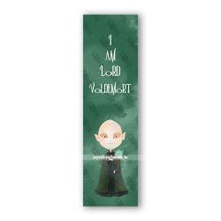 Закладка Лорд Волдеморт