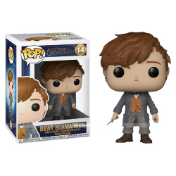 Funko POP! Ньют Саламандер «Fantastic Beasts 2: The Crimes of Grindelwald»
