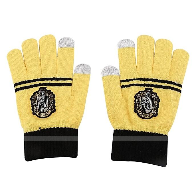 Перчатки Хаффлпафф (для сенсорных экранов)