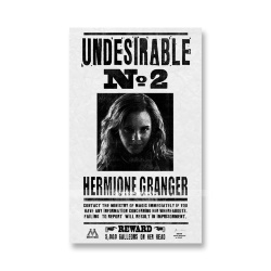 Постер Нежелательное лицо №2