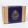 Подарочная коробка Хогвартс (фиолетовый)