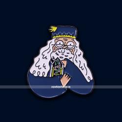 Пин Профессор Дамблдор