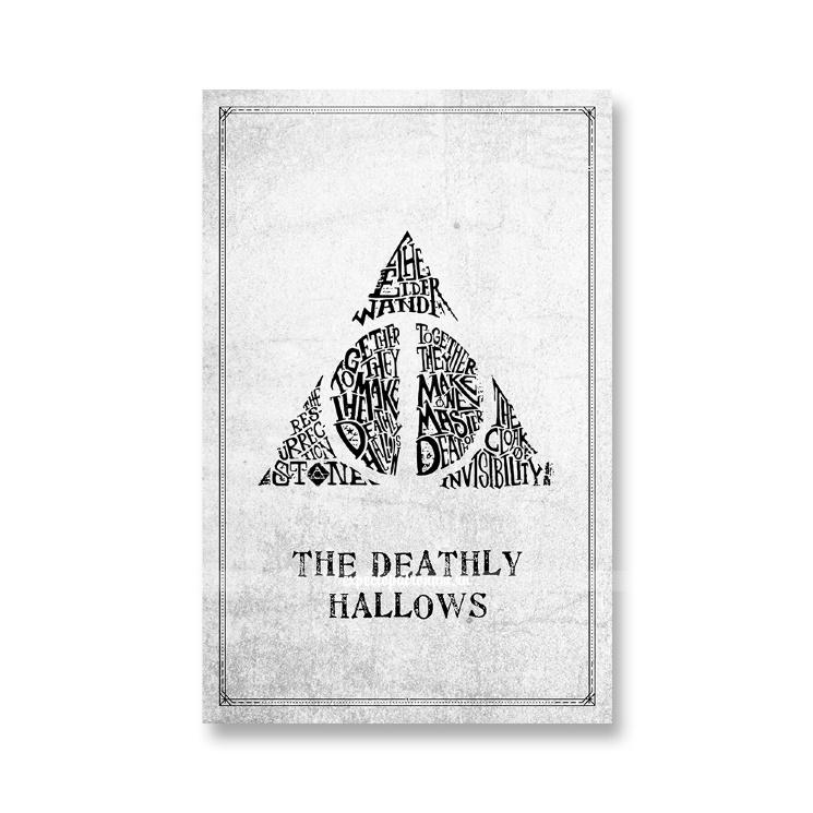 Постер Дары Смерти