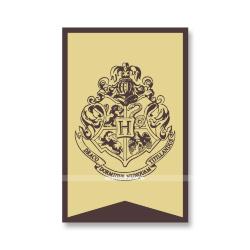 Постер Флаг Хогвартс