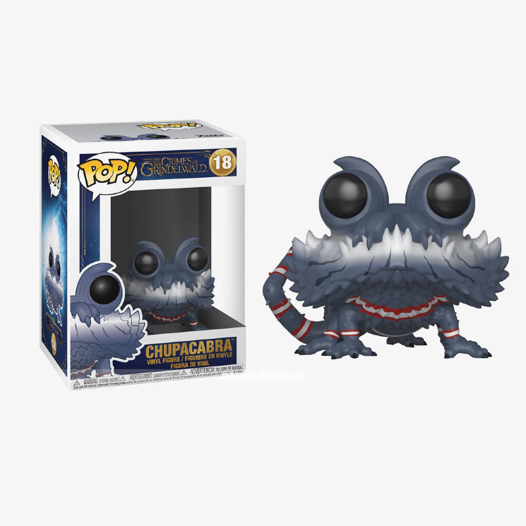 Funko POP! Чупакабра «Fantastic Beasts 2: The Crimes of Grindelwald»
