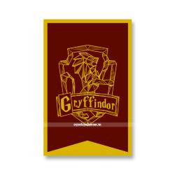 Постер Флаг Гриффиндор