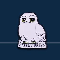 Пин Полярная сова