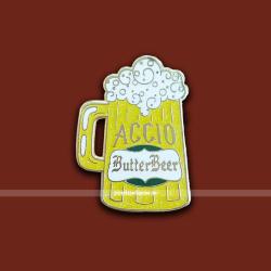 Пин «Акцио Сливочное пиво!»