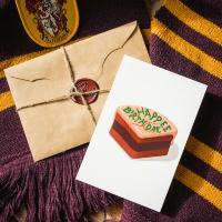 Именное поздравление с днем рождения в стиле Гарри Поттера