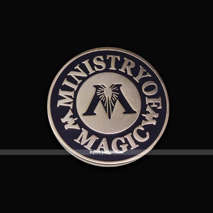 Пин Министерство Магии