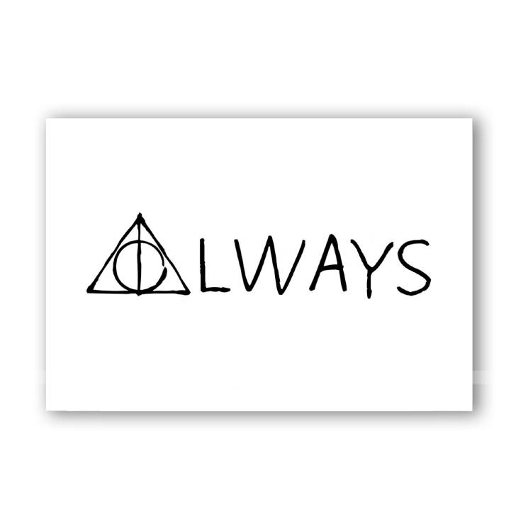 Открытка Always