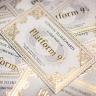 Билет на Хогвартс-экспресс